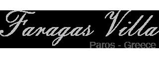 Faragas Villa – Luxury villa in Paros